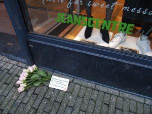 Meta Franco-Cohen Zwolle Diezerstraat bloemetjesbrigade 2019